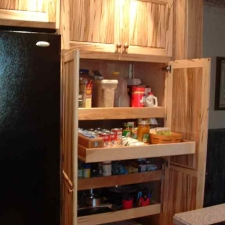 Ambrosia Red Maple Spice Rack