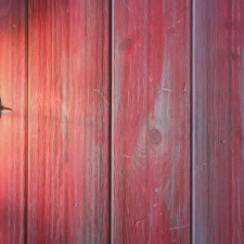 Weathered Red Barnwood Paneling
