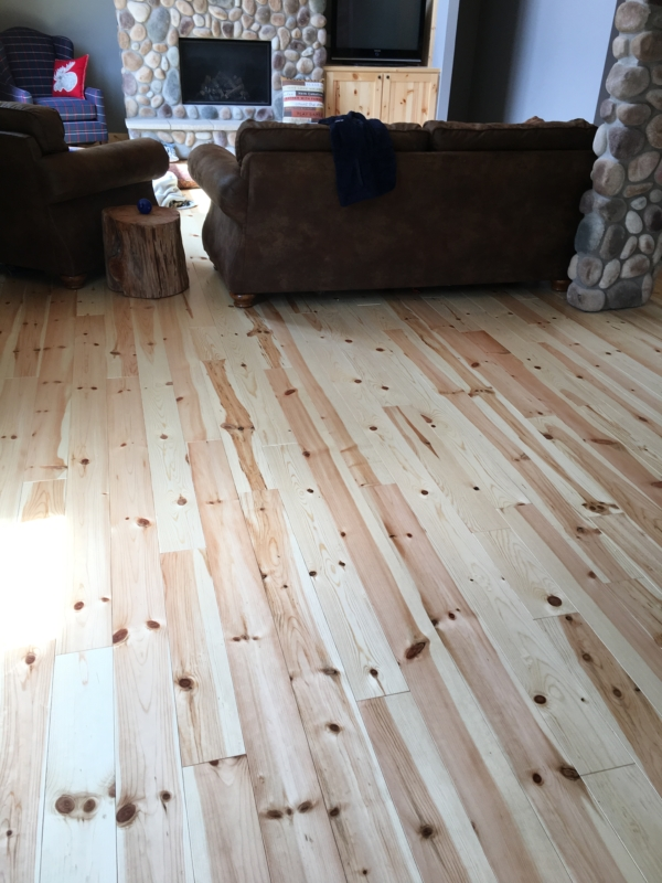 Knotty Pine Flooring Decking Woodworkers Shoppe