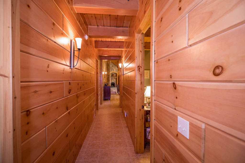 Knotty Pine Paneling Tongue And Groove The Woodworkers