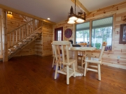 Knotty_Pine_Paneling_Dining Room