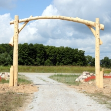 Logs for Property Entrance