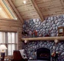 Log Mantle