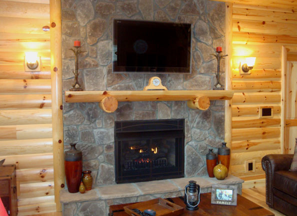 Log Mantels Amp Accessories Rustic Fireplace Mantels