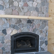 Mantle Timber Style