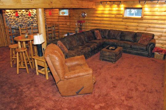 Man-Caves Room