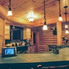Man Cave Wood Beam Covers
