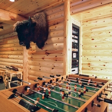 Man Cave Game Room