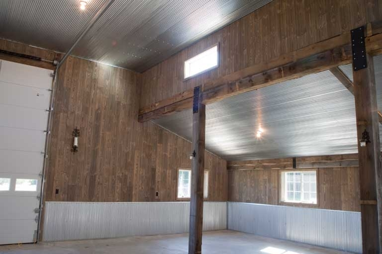 Barnwood Paneling Barn Wood Wall Reclaimed Barn The