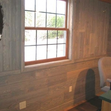 Barnwood Window Trim