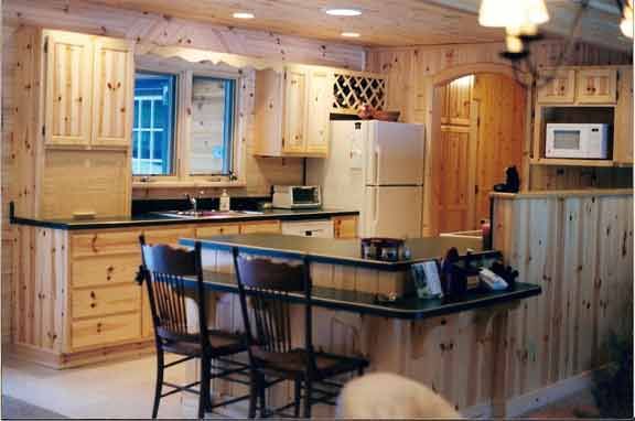 cabinetry kitchens and baths timber country cabinetry - Knotty Pine Kitchen Cabinets