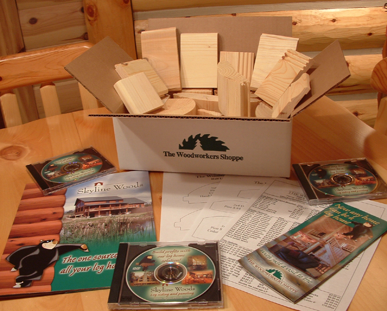 The Woodworkers Shoppe - Sample Box