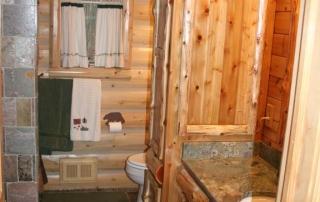 Cedar Paneling and Log Siding