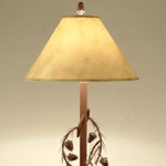 Floor Lamp Pinecone