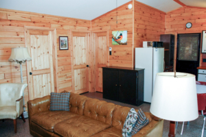 You Will Secretly Covet Knotty Pine Paneling