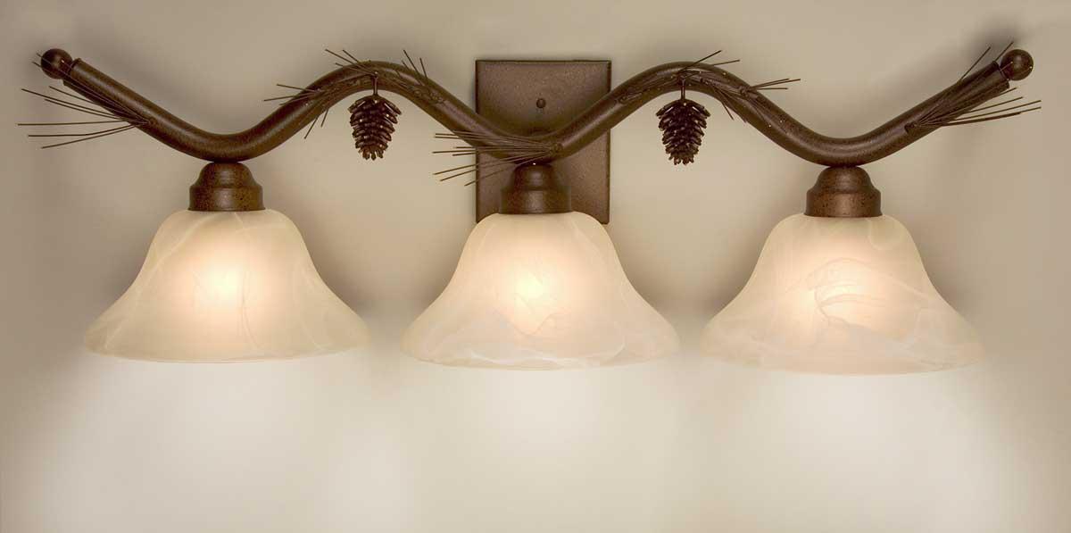 bathroom lighting fixtures rustic lighting. vanitylightsnake bathroom lighting fixtures rustic y