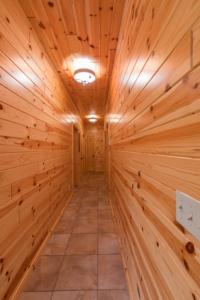 Interior Log Siding and Paneling