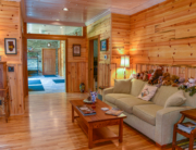 Blue Stain Natural Barnwood Paneling