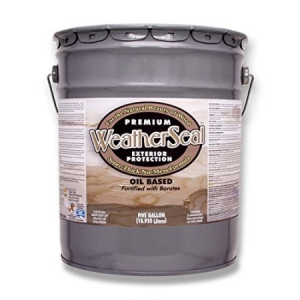 WeatherSeal Stain 5 gallon