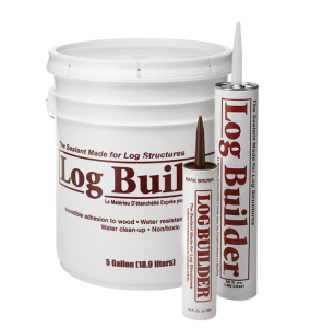 Log Builder Smooth Caulking