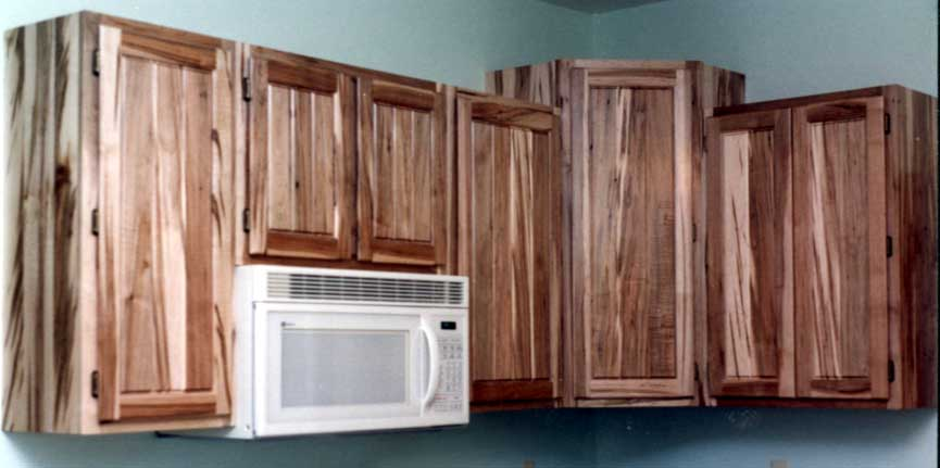 Ambrosia Red Maple Cabinetry
