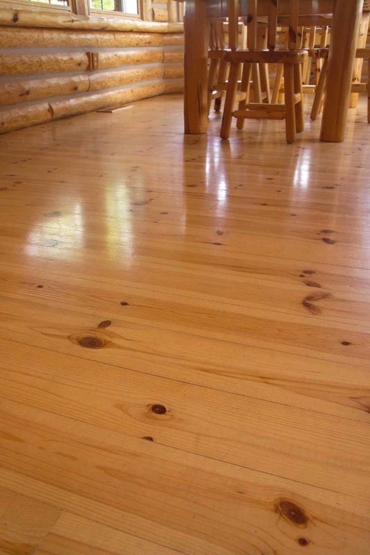 Knotty Pine Flooring Decking Woodworkers Pe