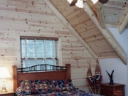 Knotty Pine Loft