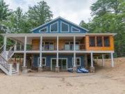 Exterior Cedar Paneling