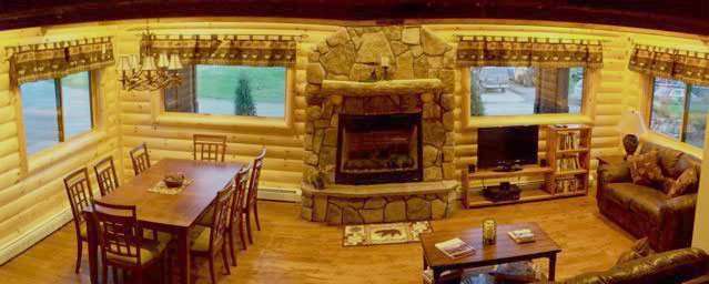 Log Home & Cabin Pictures | Rustic Renovation Photos