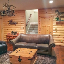 Man Cave Sitting Room