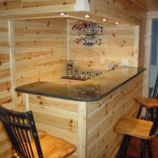 Man-Caves Side Bar