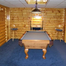 Man-Caves Pool Table