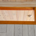 Weathered White Barnwood