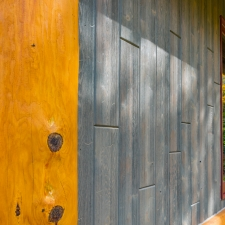 Barnwood Exterior Close up view