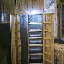 Knotty Pine Pantry-Accessory