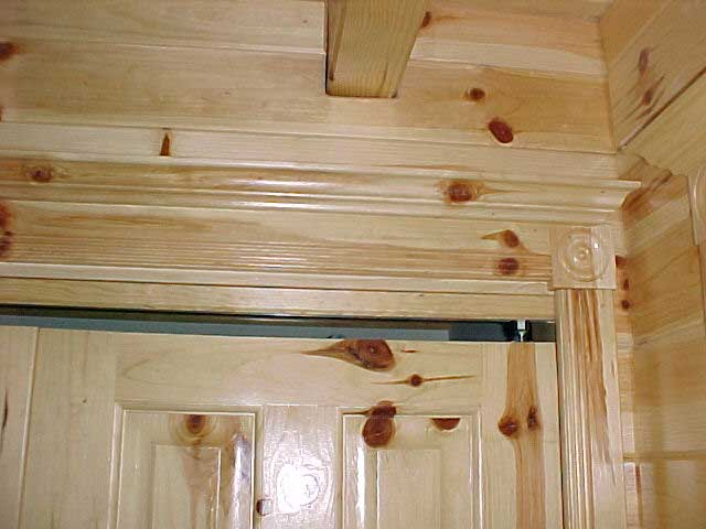 Knotty Pine Molding Pine Trim The Woodworkers Shoppe