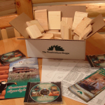 Sample Log Home Kit