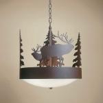Elk-Trees-Chandelier