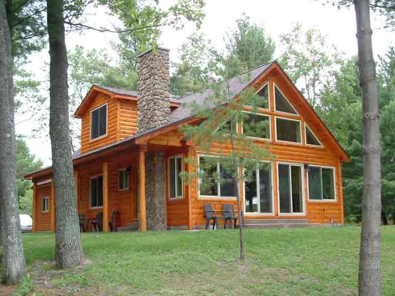 Log-Home-Siding
