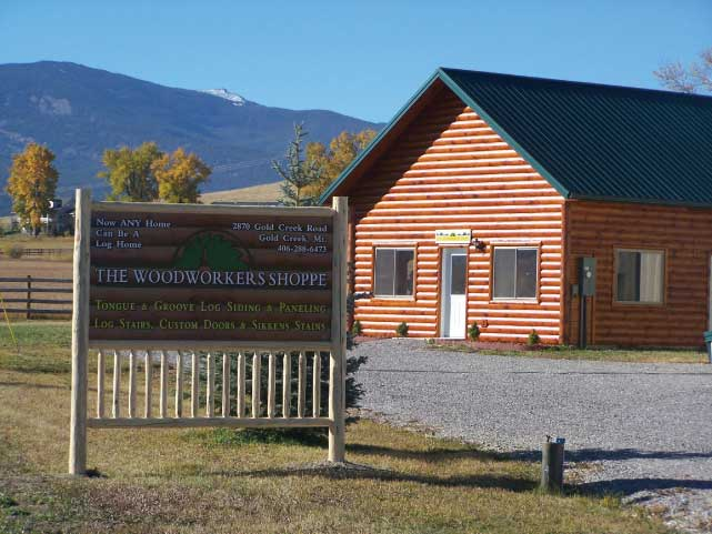 The Woodworkers Shoppe Montana - Office