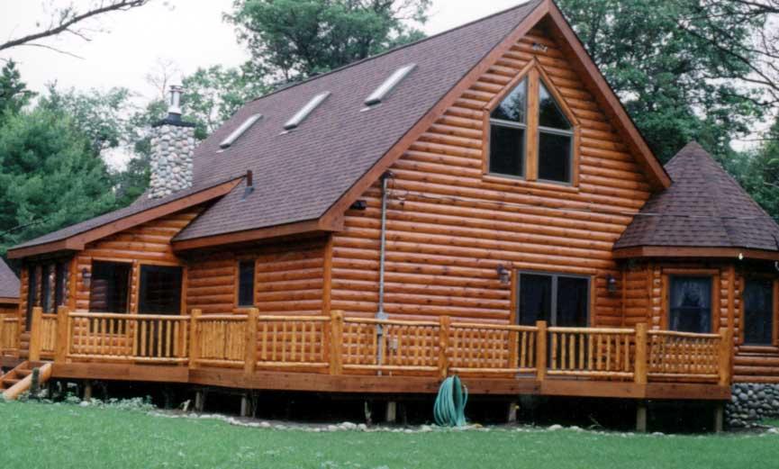 Log Cabin 11