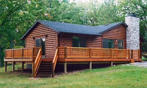 Log Cabin 35
