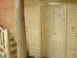 What is Knotty Pine Wood?