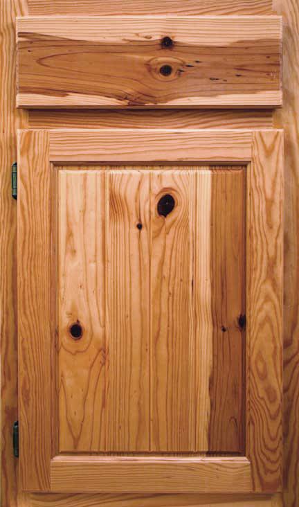 Pine Cedar Cabinet Doors Custom