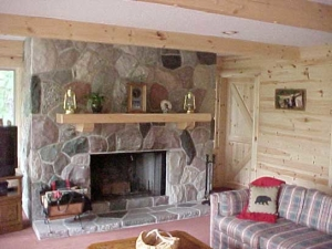 Choose Natural Knotty Pine Tongue and Groove