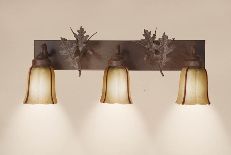 Rustic Indoor Amp Outdoor Lighting Fixtures Cabin Lamps