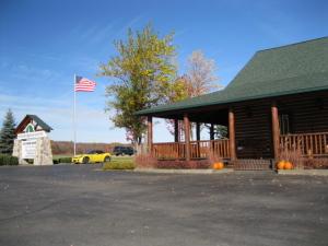 Main location Entrance