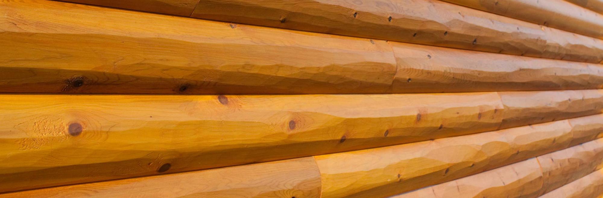 Log Siding