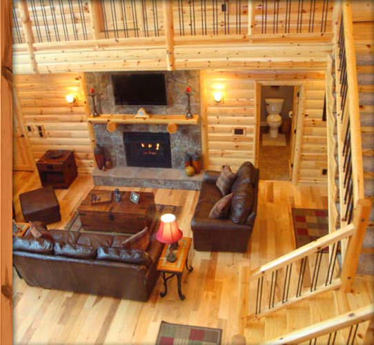 Log Siding Log Cabin Siding And Knotty Pine Paneling