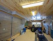 Barnwood Paneling Garage